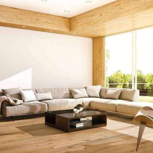 Landhausdiele 1-Stab Eiche Natur rustikal Toskana