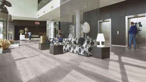 Allura 60301 whitened oak Raumbild